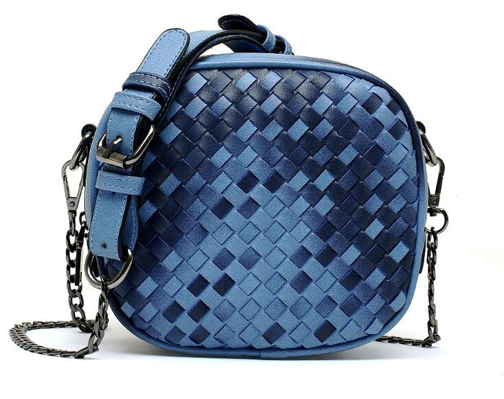 2015 new arrival leather shoulder bags pistol bag chain gun designer leather handbags women messenger bags(China (Mainland))