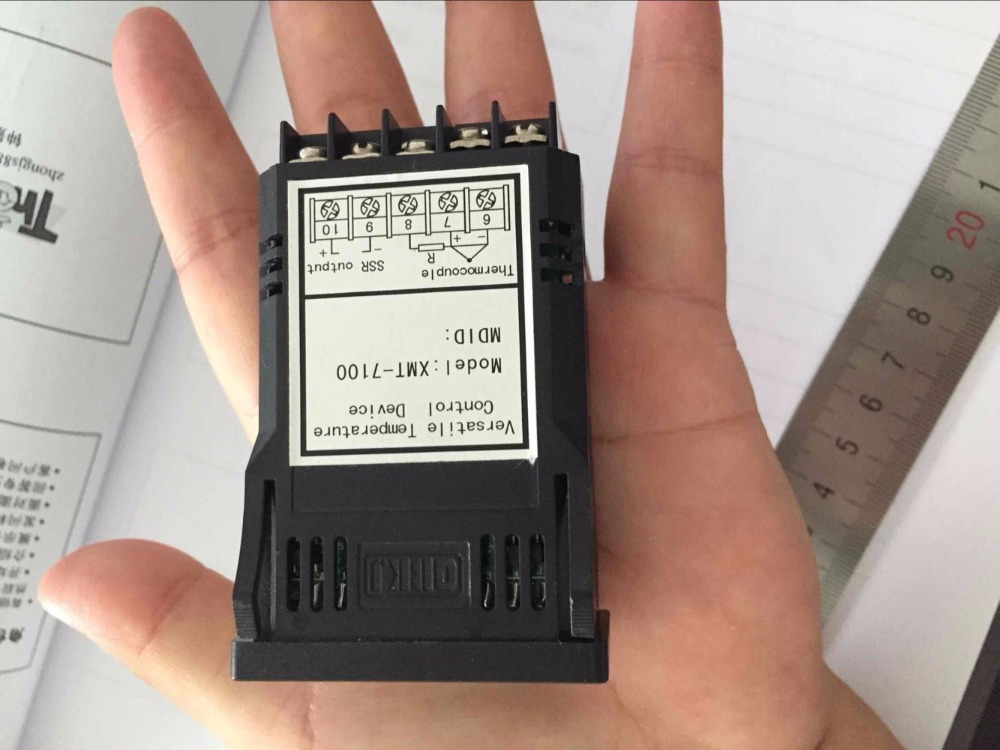 XMT-7100 incubator temperature controller with thermocouple