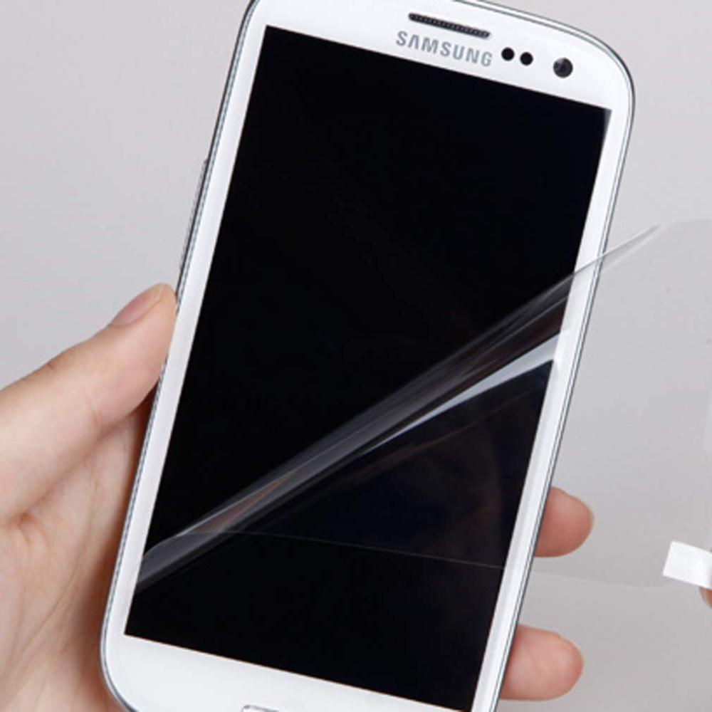 Гаджет  1 PCS Matte Screen Guard Anti Glare Protector Film For Samsung Galaxy S3 SIII i9300 High Quality None Бытовая электроника