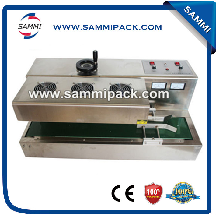Top Quality Automatic Continuous Induction Aluminium Foil Sealing Machine(China (Mainland))