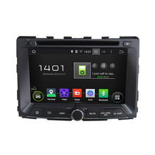 Cortex A9 HD1024*600 Quad Core 1.6G CPU 16GB Android 5.1.1 Car DVD Player Radio GPS Navi Stereo for SsangYong RODIUS REXTON 2014