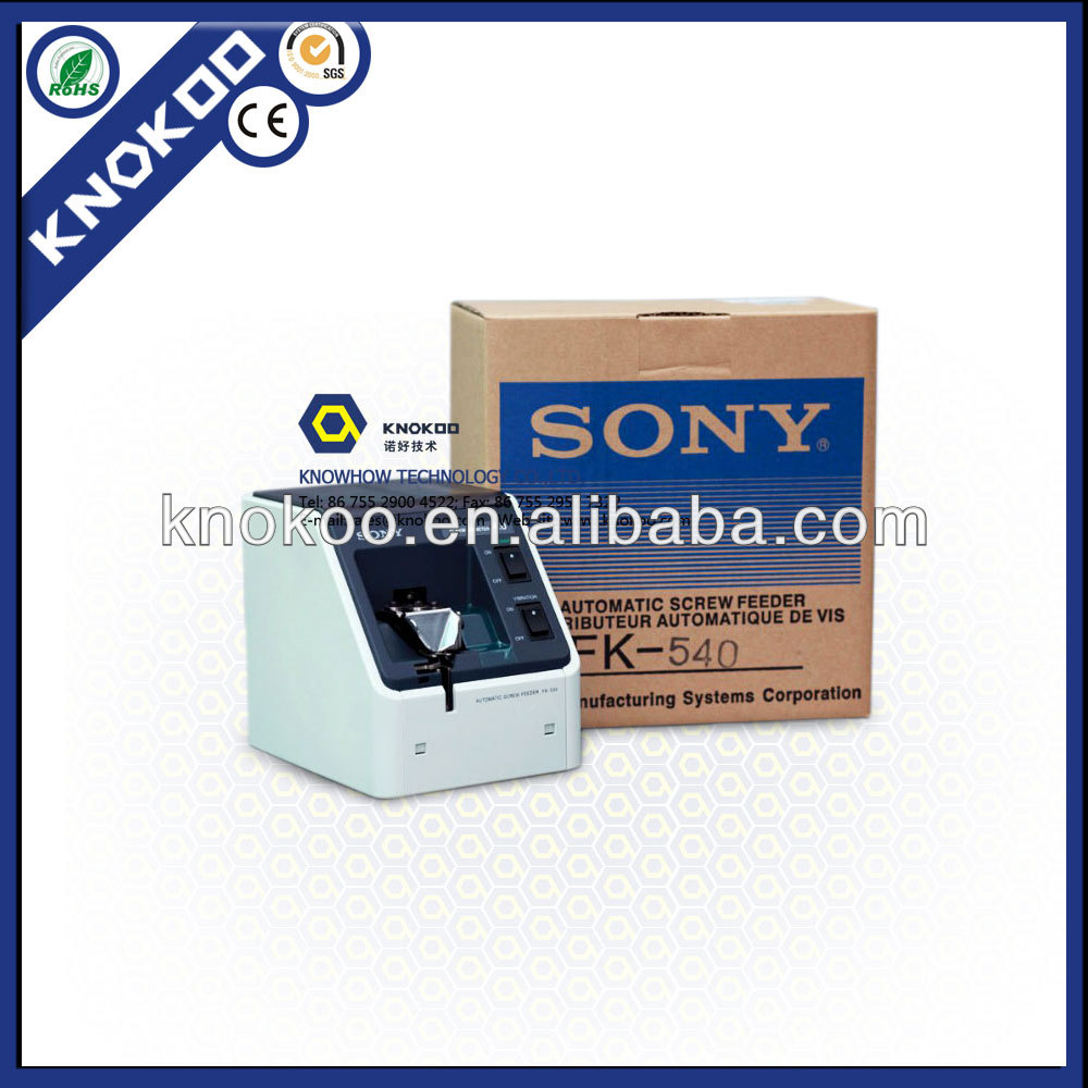 Best quality SONY FK535 automatic screw feeder, rail fixed, for M3.5 screw,hotsales(China (Mainland))