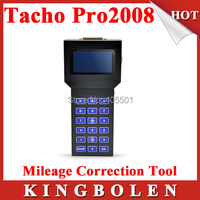 Hot Sale 2015 Most Stable Unlock Version Multi Language Mileage Correction Tool Tacho Pro 2008 DHL Free Shipping