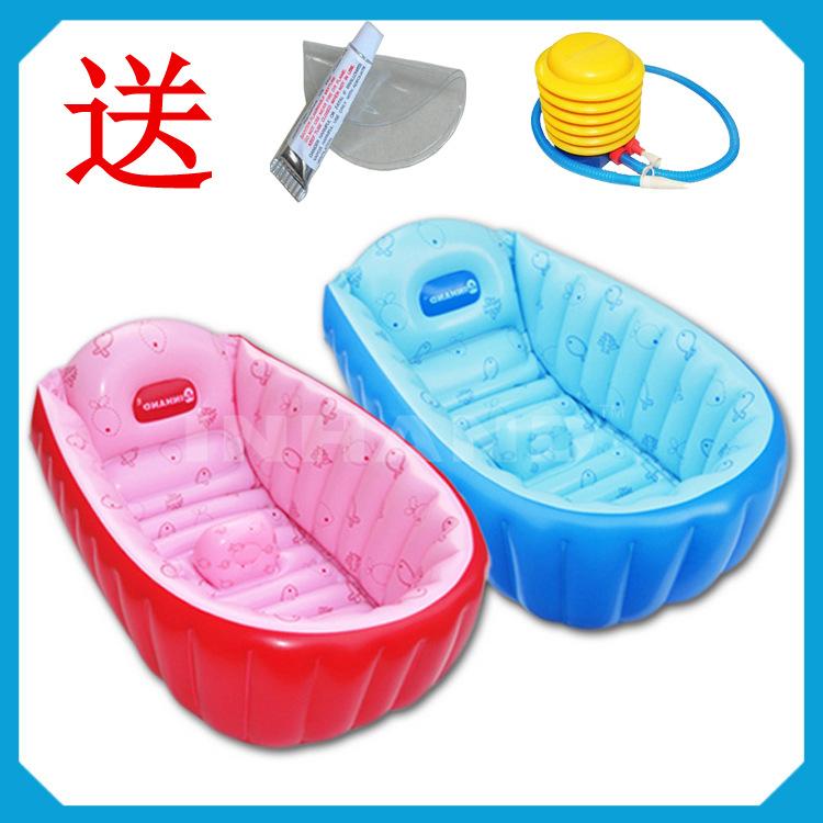 Gonflable infantile baignoire promotion achetez des for Grande baignoire plastique