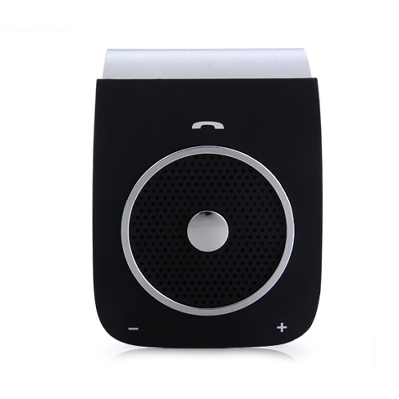 SIYAA BT18 Bluetooth Car Kit Handsfree Bluetooth V4.0 Sunvisor Wireless Speaker Support Voice Dialing Hifi Connect Phones