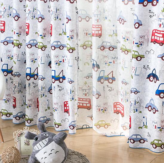 Vorhang Kinderzimmer Meer : Online kopen Wholesale jongens auto gordijnen uit China jongens auto