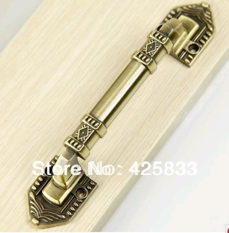 96mm Zinc Alloy Bronze Cabinet Kitchen Drawer Pull Knob Handle Antique Drawer Handle Furniture for Children