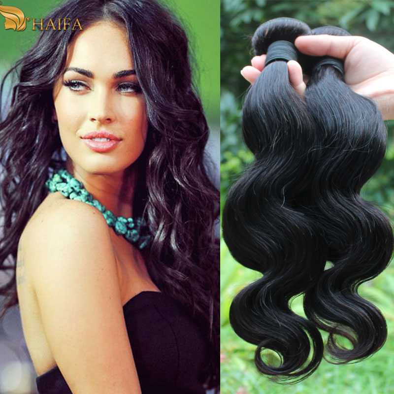 Здесь можно купить  Hj unprocessed 6a malaysian virgin hair body wave malaysian cheap human hair weave bundles 4pcs lot free shipping 100g bundles  Волосы и аксессуары