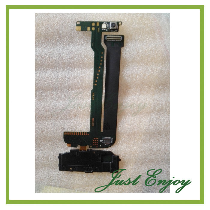Brand New Replacement LCD Screen Connector Flex Ribbon Cable Flat For Nokia N95 8GB Lcd Flex Free Shipping(China (Mainland))