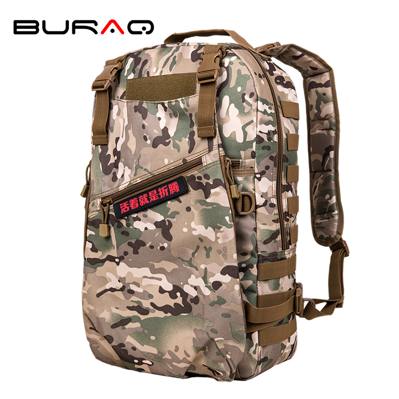 HOT Outdoor Tactical Backpack Men's Laptop Bag Multifunctional 36 Hours Urban Assault Backpack MOLLE Multi-functional Mount(China (Mainland))