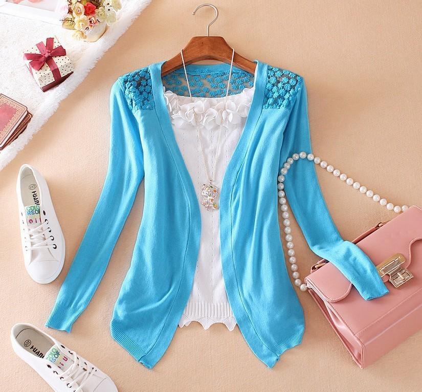 Голубая Блузка С Чем Носить