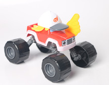 New 14cm  Blaze and the Monster Machines Car Trasformation Blaze Toys Educational motorcycle Model Action Figures Blocks Gift(China (Mainland))