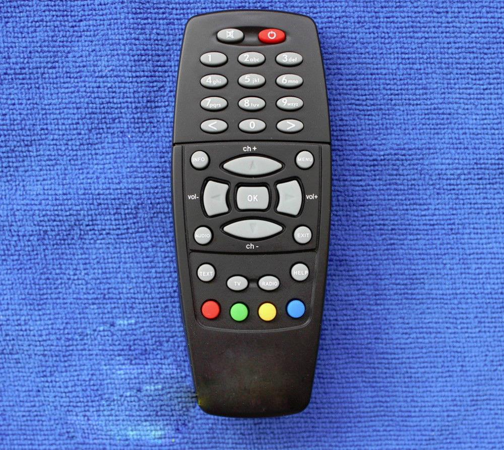 Replacement remote control forDREAMBOX 500 S/C/T DM500 DVB 2011 Version Black Wholesale(China (Mainland))