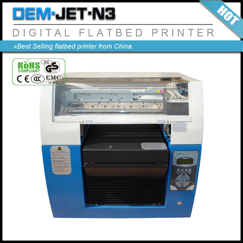 flatbed card print machine flat bed inkjet business card