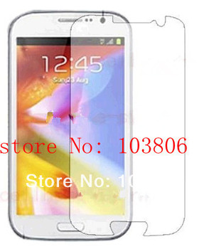 1000pcs/lot  Clear Screen Protector Shield 3X For Samsung Galaxy Grand GT I9080