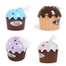 New Lovely HOT Ice Cream Cupcake Tissue Box Towel Holder Paper Container Dispenser Cover Home Decor(China (Mainland))