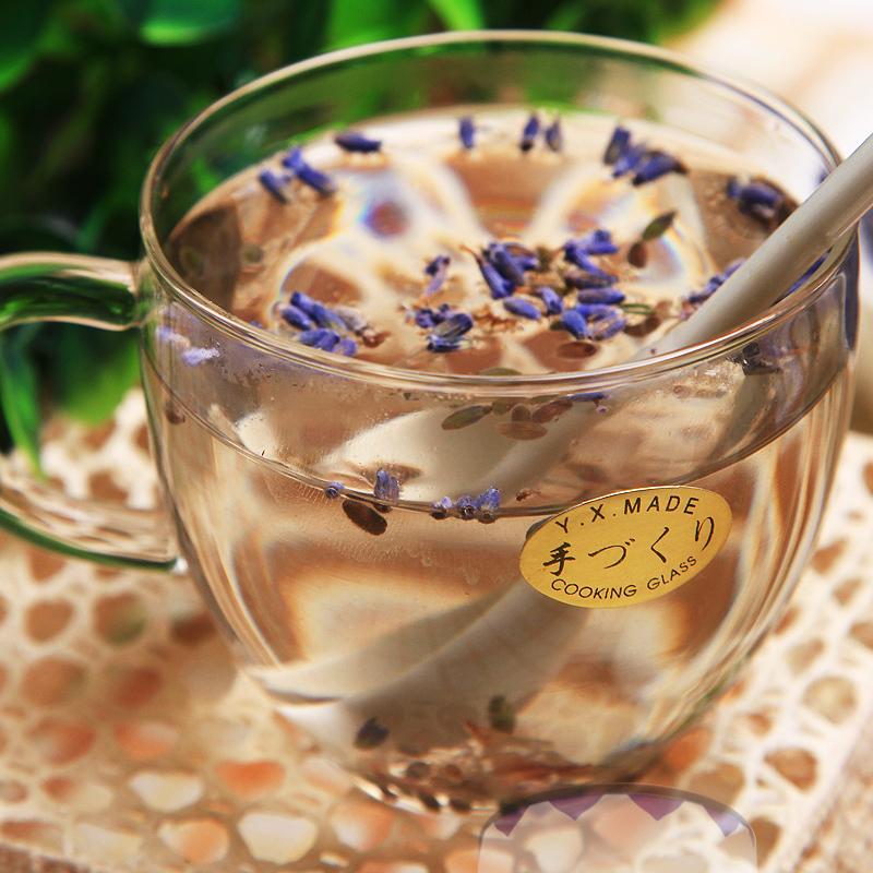 free shipping Dried Lavender tea Flower Tea herbal tea good to sleep dry scented tea