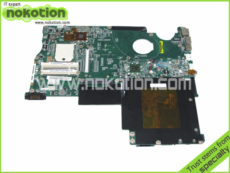 DA0TZ2MB8D0 A000049380 for Toshiba Qosmio P505 P500 laptop motherboard AMD ATI HD4200 DDR2(China (Mainland))