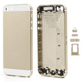 For Apple iPhone 5 5s Replacement Chassis Back Housing Back Cover Case with LOGO Buttons Sim