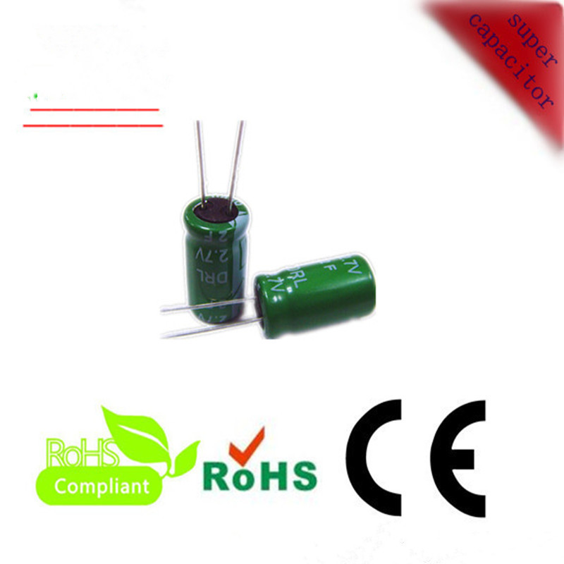 Electric vehicle for super capacitor capacitors 2.7V 5F(China (Mainland))