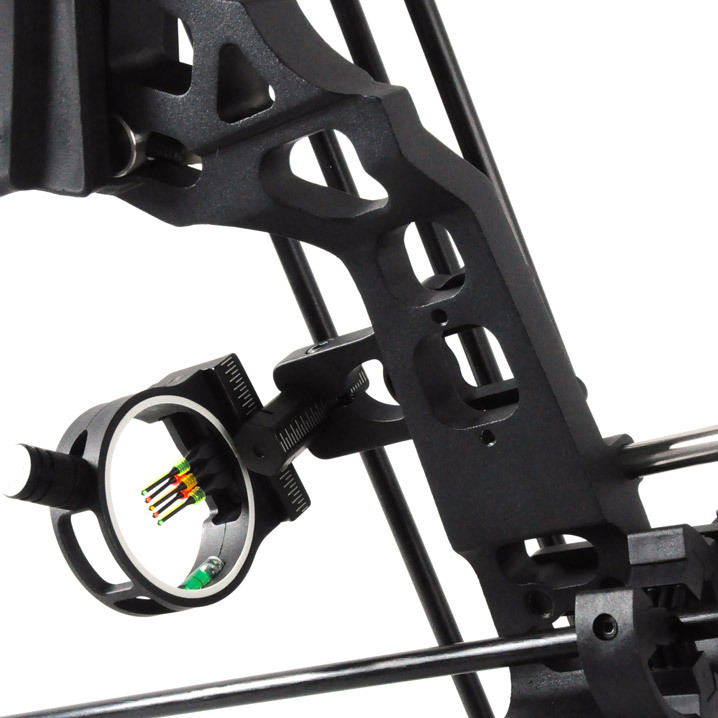 Black Right Hand Draw weight 20 70LB Draw length are Adjustable Hunting Compound Bow and Arrows