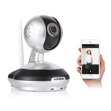 H.View IP Camera Wireless 720P IP Security Camera WiFi IP Security Camera Baby Monitor Security Camera Easy QR CODE Scan Connect(China (Mainland))