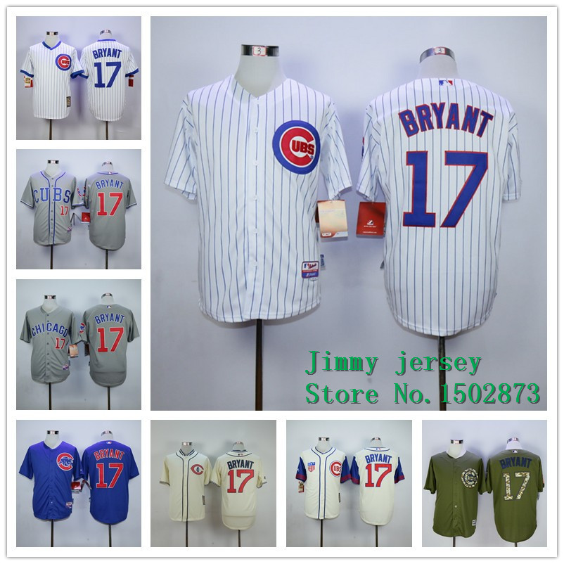 2015 Men Chicago Cubs 7 Arismendy Alcantara Baseball Jersey  Personalize Embroidery Stitched Shirt Green Yellow Gray White