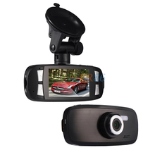 "100% Original Novatek G1W Car DVR Video Recorder Full HD 1080P 30FPS 2.7"" LCD G-sensor IR Night Vision Dash Cam Camera Recorder(China (Mainland))"