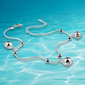 New Arrival Anklets 925 Silver Fashion Jewelry Personality Gift for women