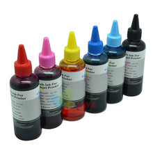 Hot Specialized SUBLIMATION INK for EPSON STYLUS R260 R380 RX580 ARTISAN 50 RX580 RX595 RX680 R280 R380 heat transfer CISS Ink