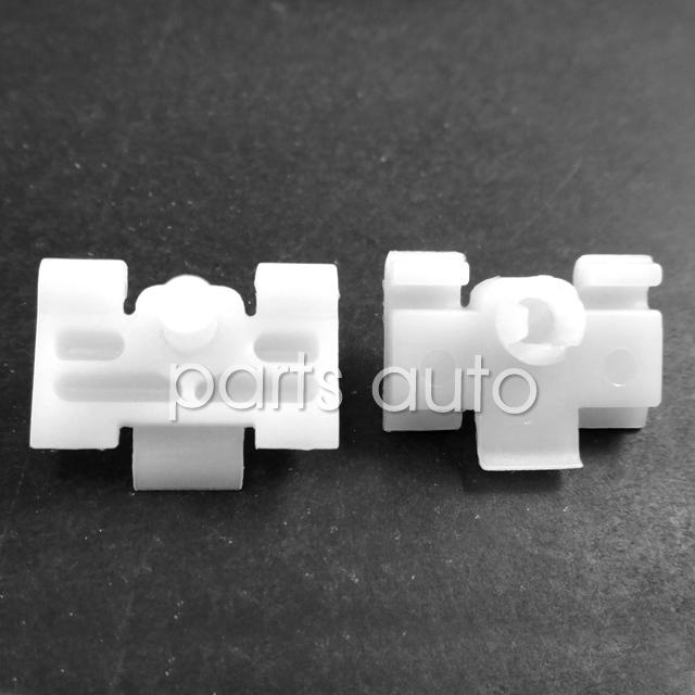 15x Front Side Lower Fender Panel Bracket Push-Type Retainer For Toyota Lexus