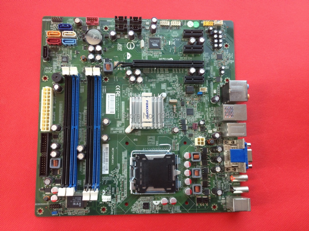 High quanlity Desktop Motherboard For HP 489402-001 MCP7AM04H1 NVmcp7a(China (Mainland))