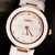 Ceramic watch ladies watch fashion table waterproof ceramic ladies watch 3750