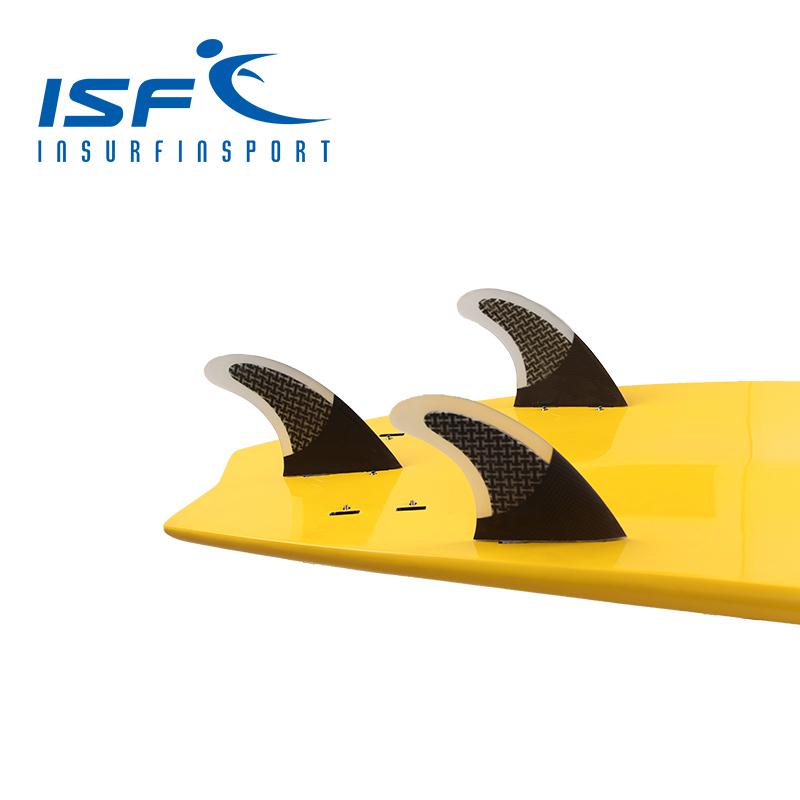 FCS G3 5 7 carbonfiber surfboard fins quilhas de prancha de surf fin four Quad future longboard paddle surfboard center fins(China (Mainland))