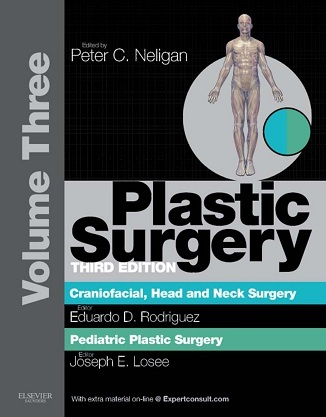 Plastic Surgery: Volume 3: Craniofacial, Head and Neck(China (Mainland))