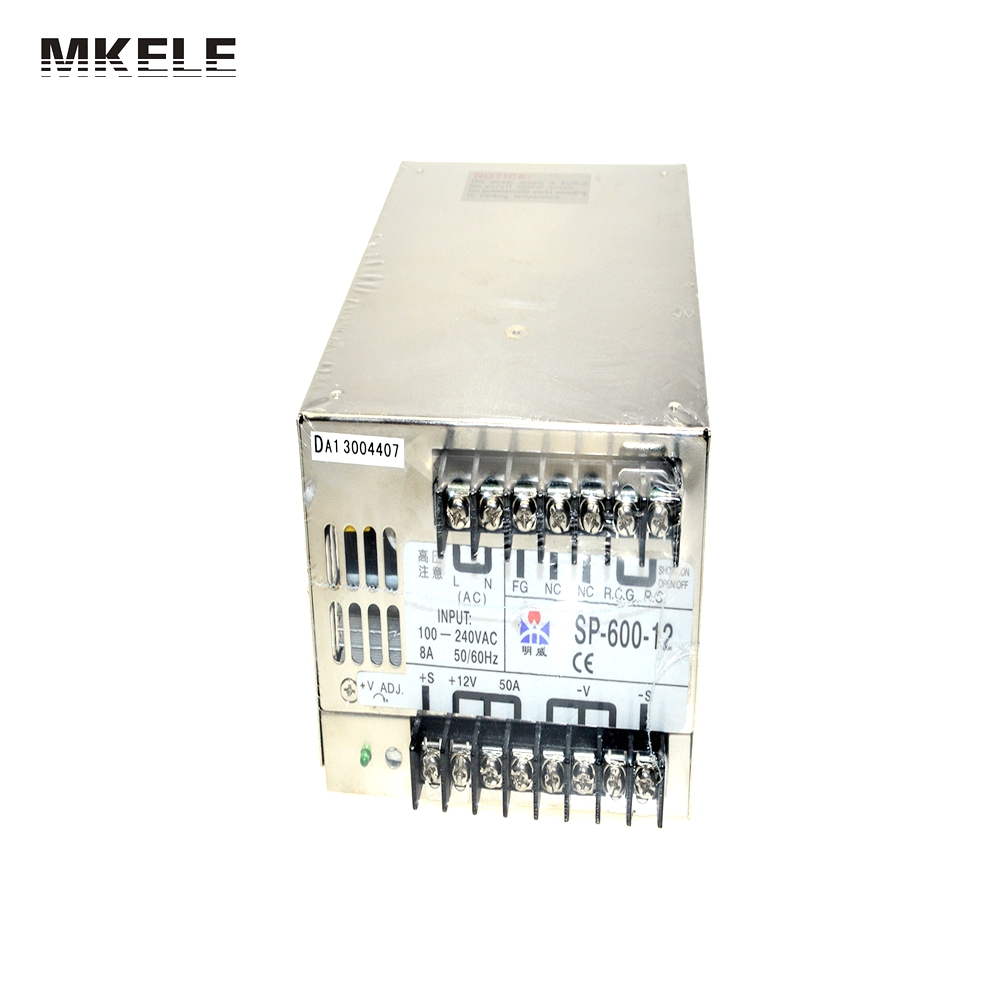 reliable 600w 15v smps SP series multi terminals wide range 600w switching mode power supply SP-600-15 40A with CE certified<br><br>Aliexpress