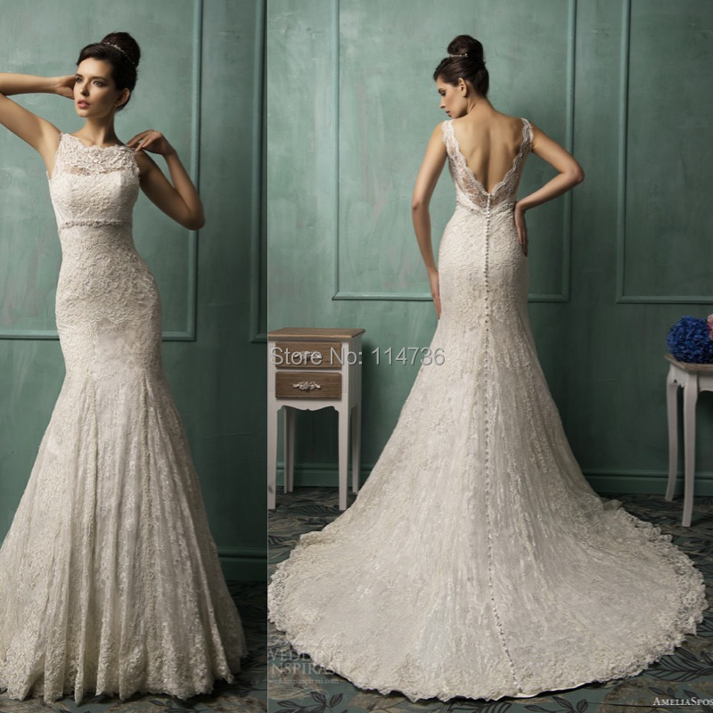 Beautiful Wedding Dresses With Lace Re Re