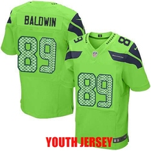 Seattle Seahawk Marshawn Lynch Russell Wilson Richard Sherman FAN Earl Thomas III Doug Baldwin For YOUTH KIDS(China (Mainland))