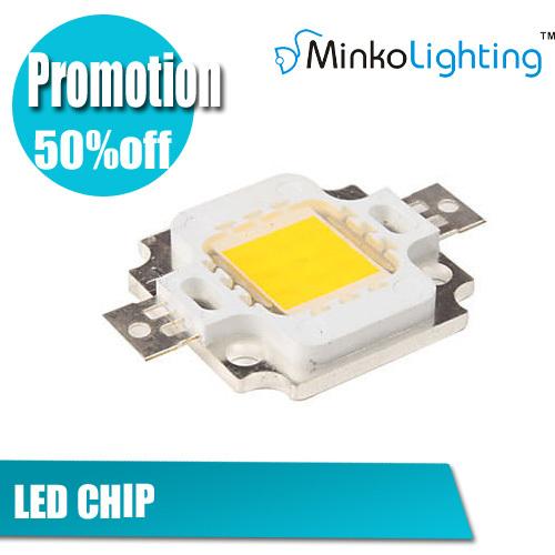 LED Bulbs COB CHIP Beads led diode 300mA 30-32V 100-110LM/W 35mil Taiwan Epistar Chip  -  MINKO Lighting store