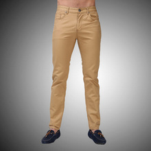 2014 New Arrival Men Designer Brand Straight Pants Fashion Casual Slim Custom Fit Candy Skinny Denim Pencil Jeans H0290(China (Mainland))