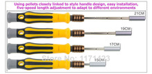 T016 New arrival Combination Micro Pocket Precision Screwdriver Kit 45 in 1 set Magnetic Screwdriver cell