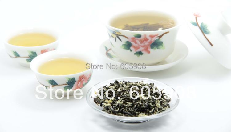 Superior Jade Pond &amp; White Snow * Jasmine Green Tea 250g!<br><br>Aliexpress