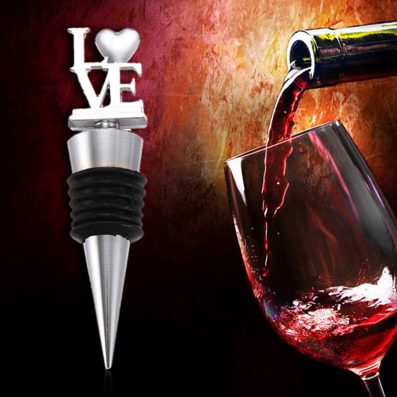 LOVE Wine Stopper