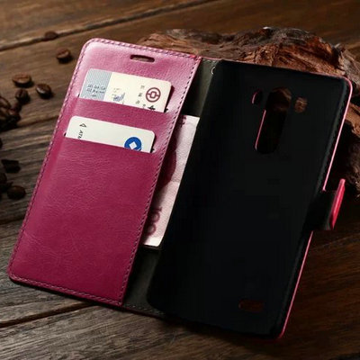 G3 Vintage Wallet With Stand PU Leather Case For LG Optimus G3 D855 D850 Phone Bag With Stand Card Holders(China (Mainland))