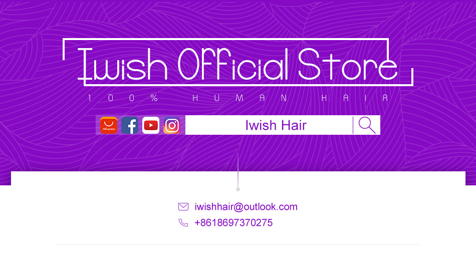 Iwish Hair Brazilian Remy Hair loose Wave Lace Frontal 100% Human Hair Frontal Closure 13×4 inch with Baby Hair Can be Bleached