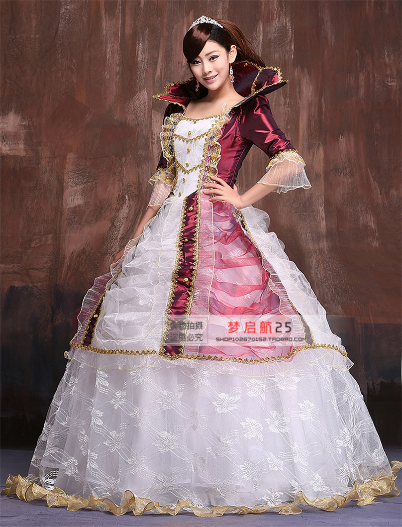 Nice Ball Gown Halloween Costume Photos - Images for wedding gown ...