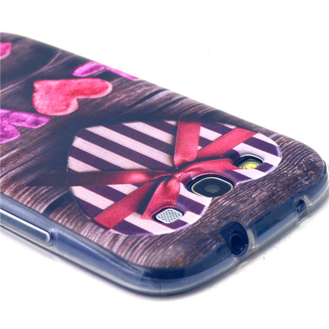 For Samsung S3 Beautiful Fashion Print Style Soft TPU Cell Phone Case Cover For Samsung Galaxy S3 III i9300 Covers(China (Mainland))