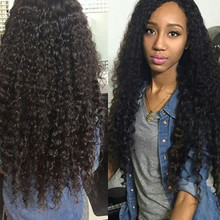 8A Indian Deep Wave Virgin Hair 4 Bundles OG Products Raw Cheap Curly Weave Human Shedding - Oxeye Girl Co.,Ltd store