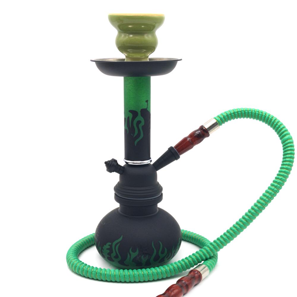 how to work a shisha pipe