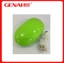 NEW Genai mobile cell phone Portable Power Bank 5400mAh shell shape Power Bank(China (Mainland))
